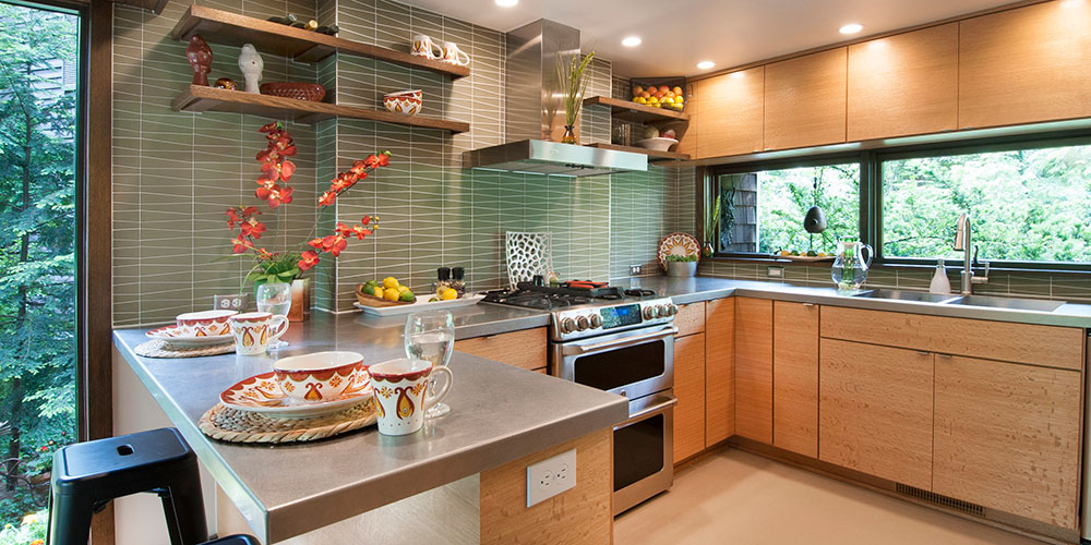Kitchen Remodel by NJW Construction
