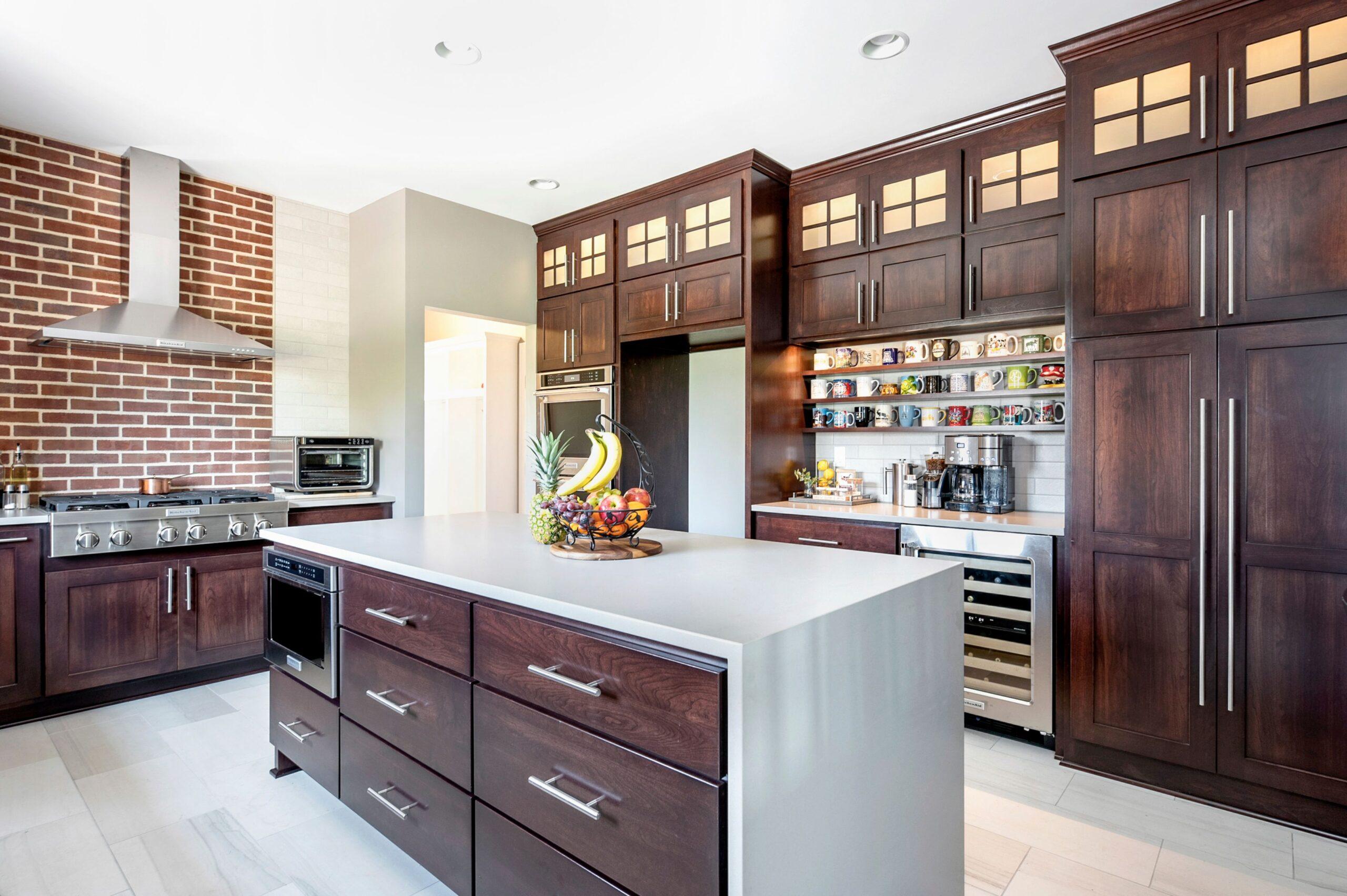 Let's Talk Layered Kitchen Lighting