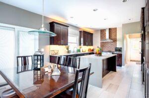 Layered Kitchen Lighting Recessed