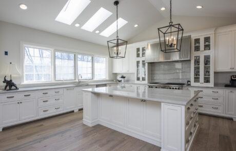 NJW Construction kitchen remodels