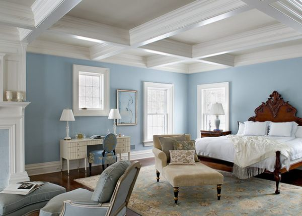 stylish bedroom ceiling