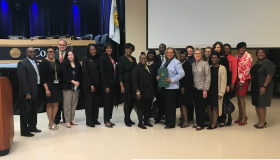 2019 CASA RECEIVES A PROCLAMATION