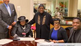 2019 LEGISLATIVE BLACK CAUCUS RECEPTION