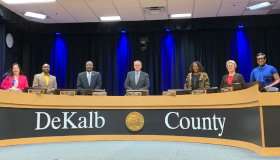 DEKALB COUNTY BOARD OF COMMISSIONERS