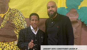 COLUMBIA ELEMENTARY SCHOOL'S BLACK HISTORY PROGRAM