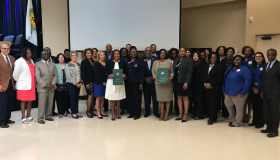 DEKALB DA IS HONORED FOR CRIME VICTIM'S RIGHTS WEEK