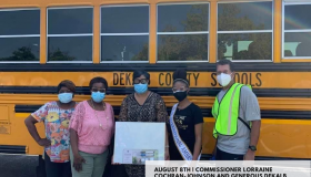 STUFF THE BUS SCHOOL SUPPLY DRIVE