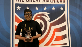 THE GREAT AMERICAN AWARD