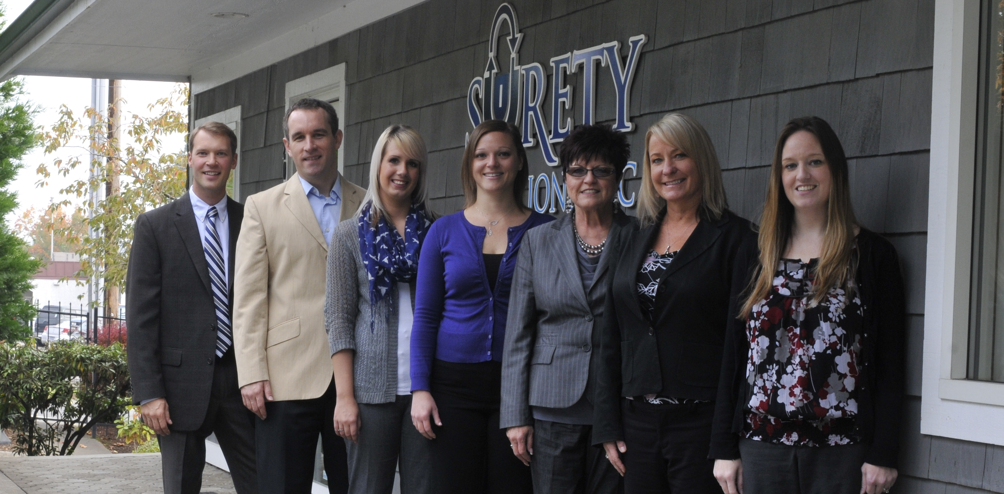 Surety Solutions Grand Opening