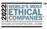 AJG 2021 World's Most Ethical Company