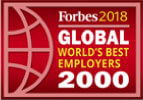 Forbes Best Company 2018 - AJG