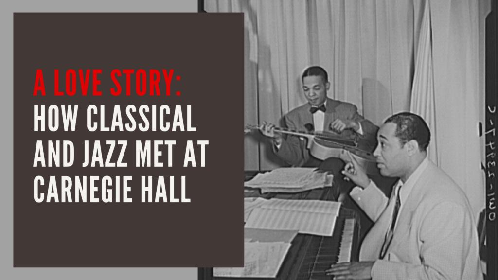 Duke Ellington at Carnegie Hall