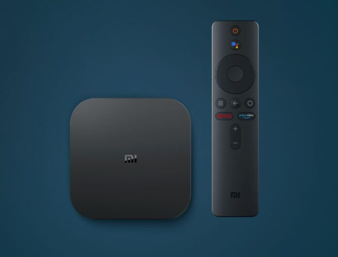Mi Box 4K Streaming Device