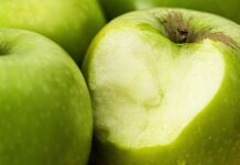 Benefits of green apples