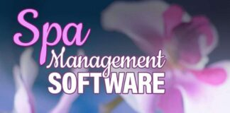 spa management software