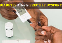 How Diabetes Affects Erectile Dysfunction?
