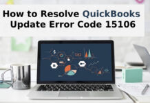 How to resolve QuickBooks Update Error Code 15106