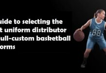 full-custom basketball uniforms