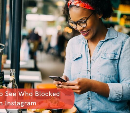 See Who Blocked You on Instagram