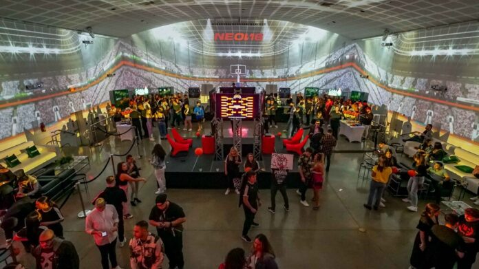 Corporate gaming Events