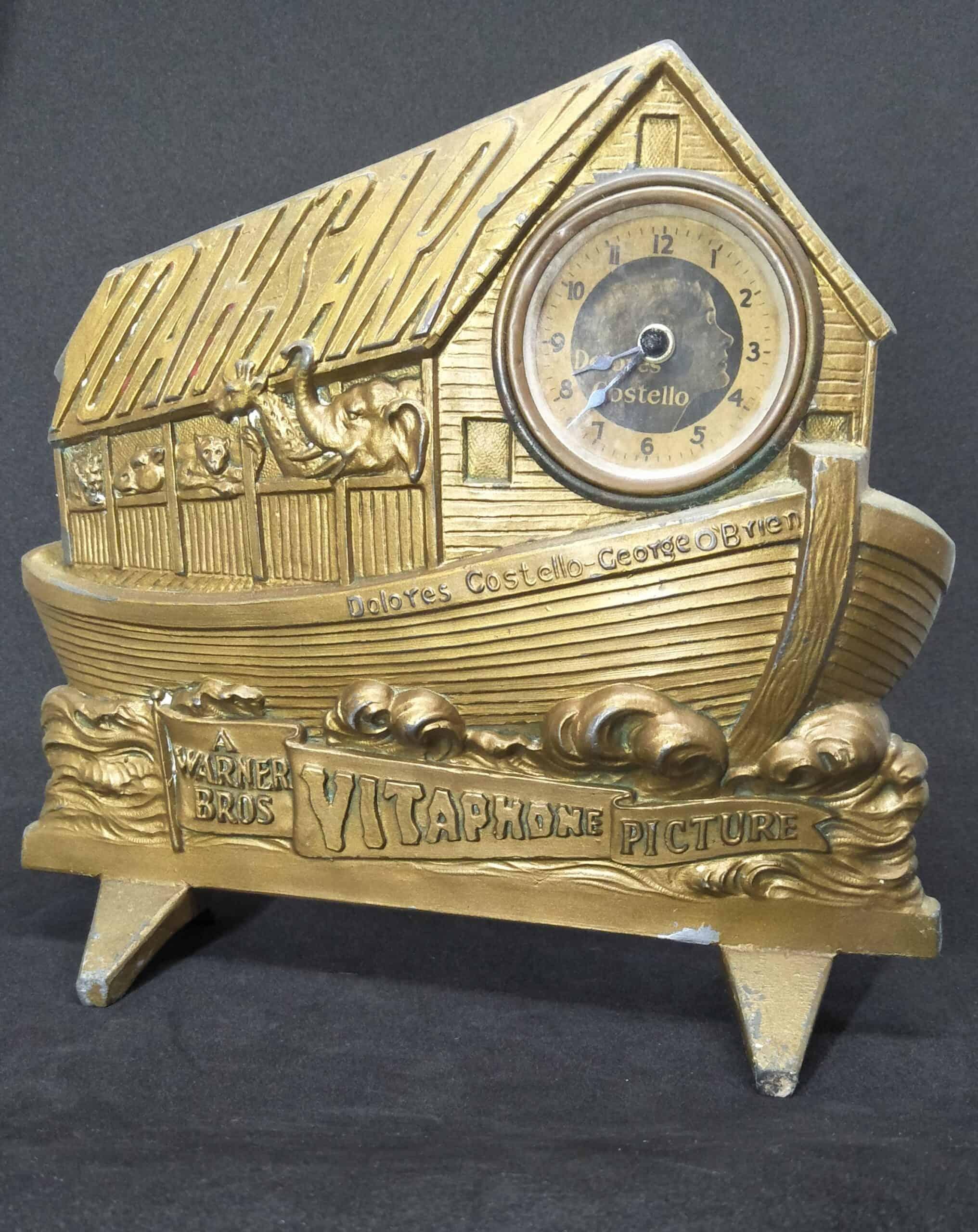 Noah's Ark Clock (1928)