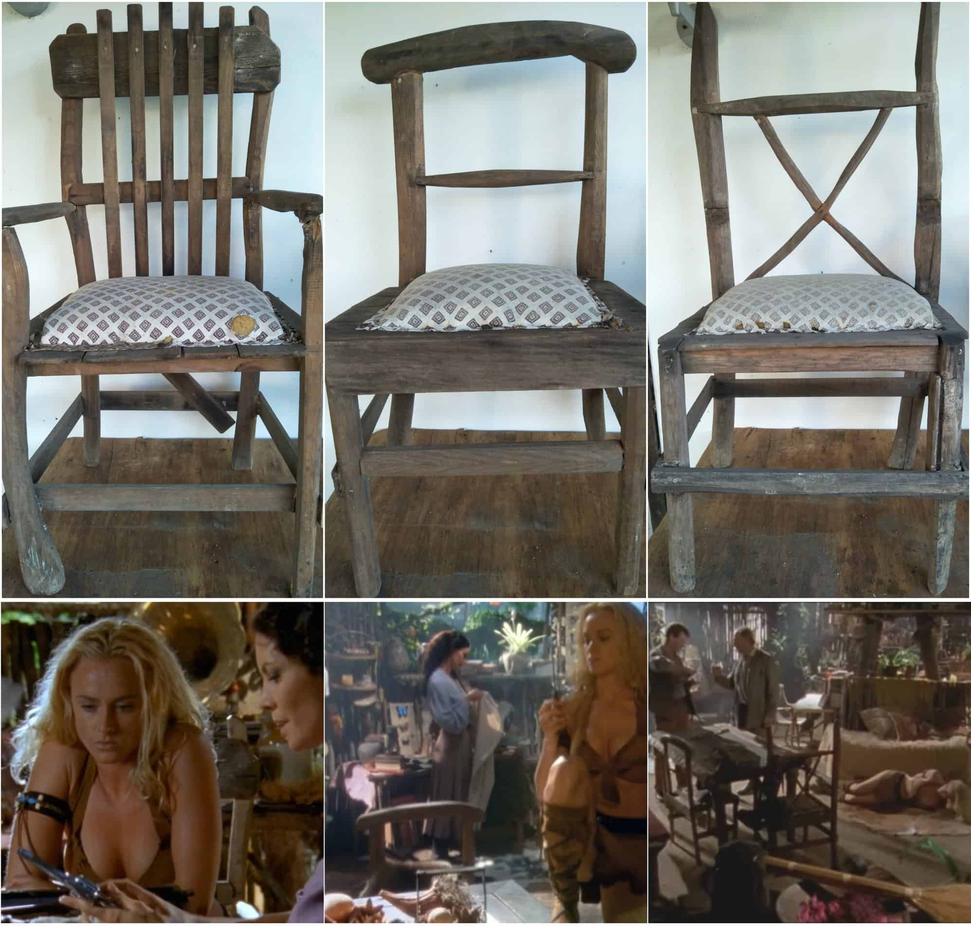 Lost World Tree House Chairs