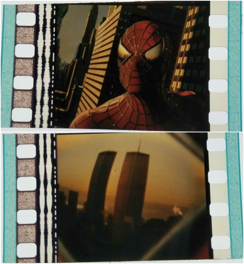 35mm rare film cells