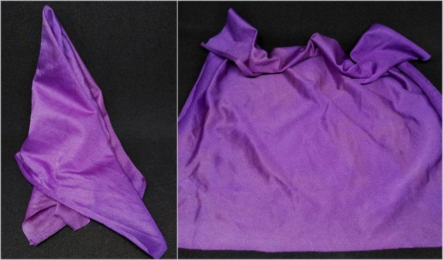 Aerial silk pieces