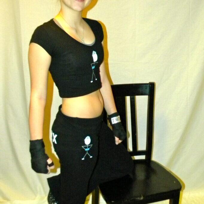 Yoga pants TYB 0007