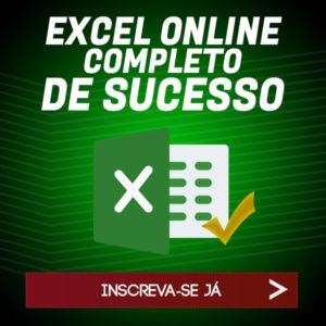 Curso excel Online completo