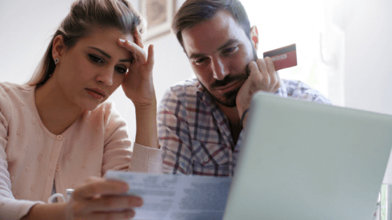 Whether you choose to invest on your own or decide to outsource your investments to financial professionals, I want to encourage you to make sure that you are both aware of where your money is invested, how well those investments are doing, and whether you're on track with your retirement goals. The Bottom Line: Both partners need to be on the same page when it comes to family money. Making important financial decisions together improves the level of bond and trust in the relationship.