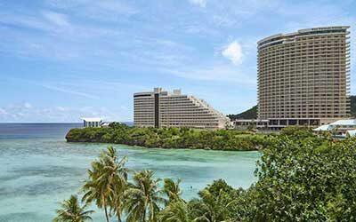 The New Tsubaki Tower Guam