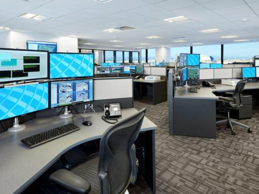 United Airlines Station Operations Center (SOC)