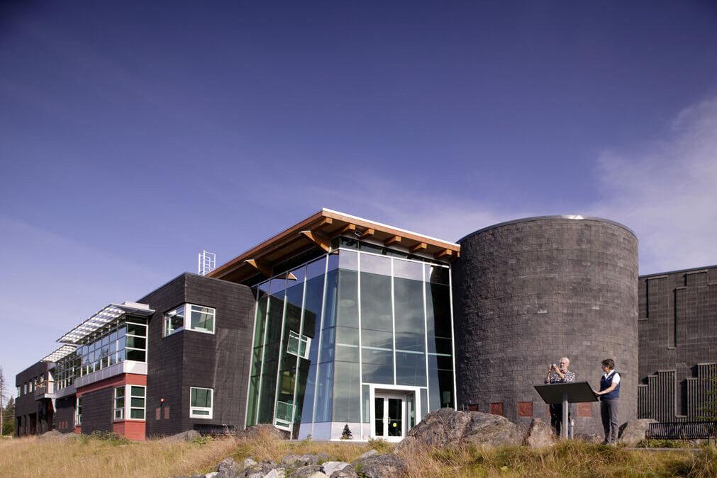 Alaska Islands & Visitor Center