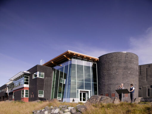 Alaska Islands & Visitor Center