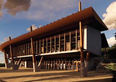 KIRC Administration Building