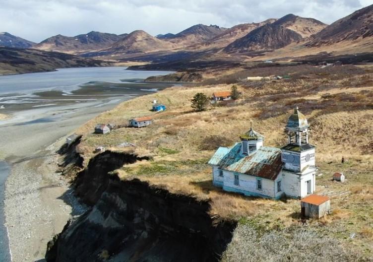 Documenting an Endangered Sacred Site in Alaska