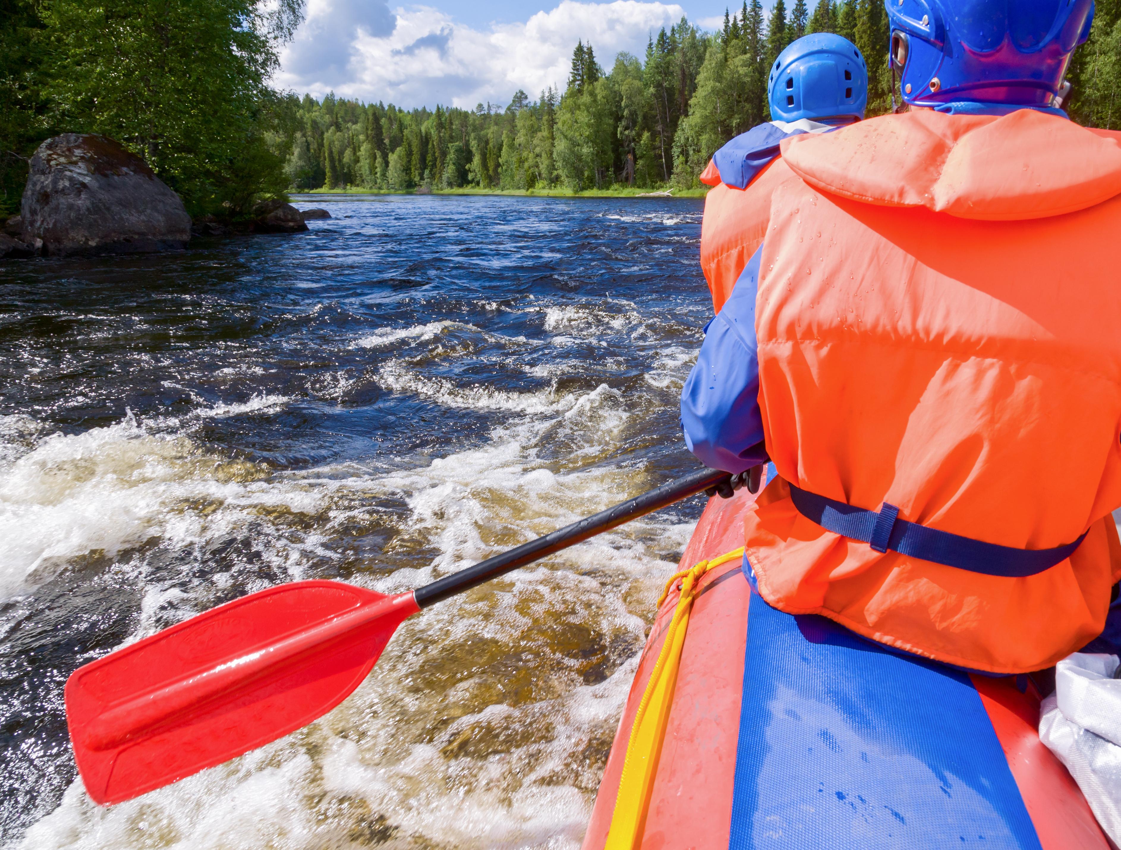 Breckenridge Colorado River Rafting