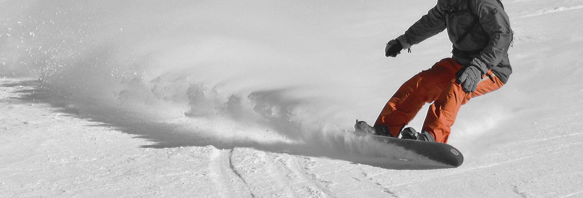 Breckenridge Colorado Snowboarding