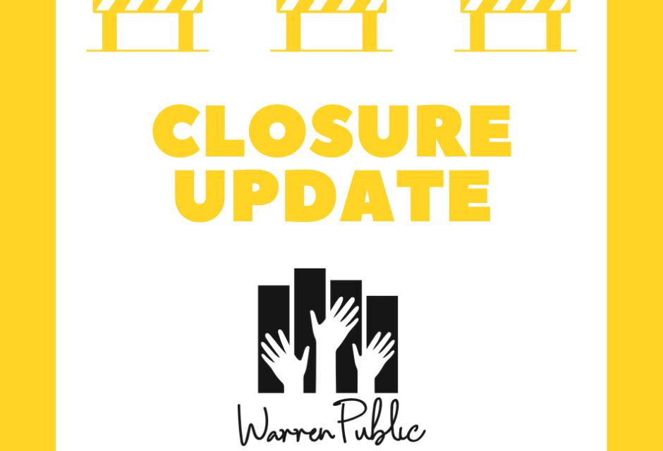 Closure update