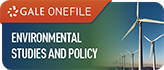 link to POWERLibrary's Gale Environmental Studies and Policy