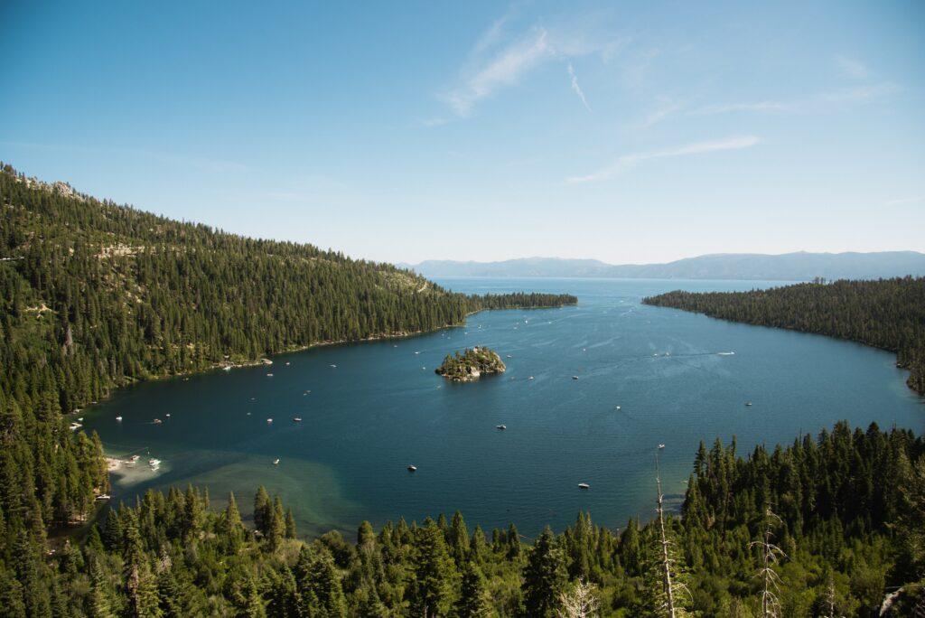 Lake Tahoe California Travel