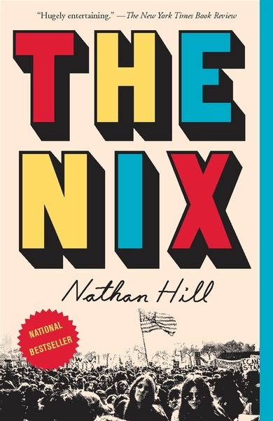 The Nix Nathan Hill Book Blog