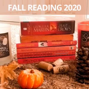 Fall Autumn Books Reading List 2020