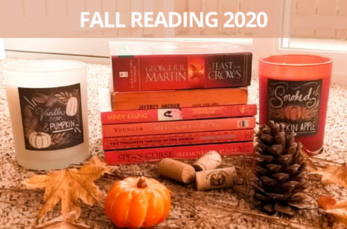 Fall Autumn Books Reading List 2020