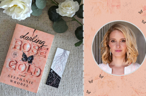 Darling Rose Gold Book Review Stephanie Wrobel Author Interview