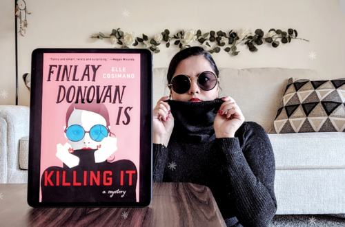 Finlay Donovan Is Killing It book review blog