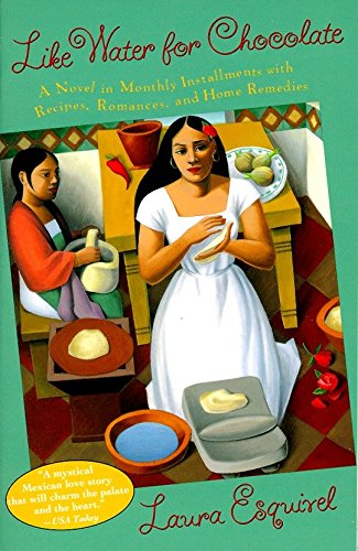 Like Water For Chocolate Book by Laura Esquirel