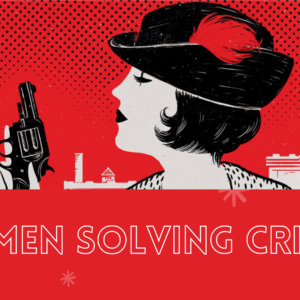 Literary Female Women Detectives Books Reading blog