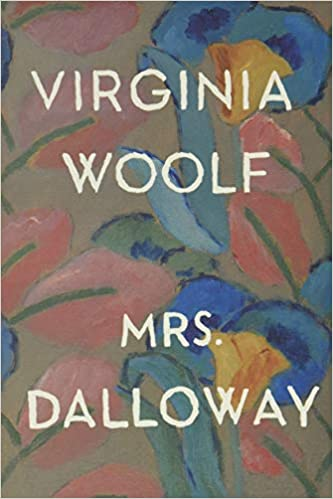 Mrs Dalloway Book by Virginia Woolf